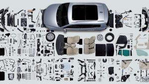 Volkswagen-Onderdelen