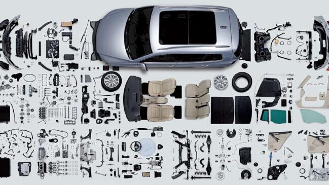 Volkswagen Onderdelen