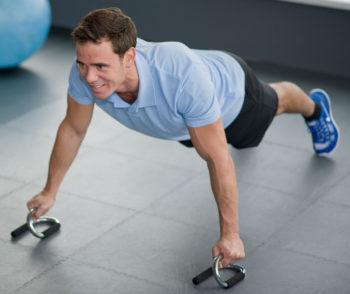 Fitness is goed voor lichaam en geest